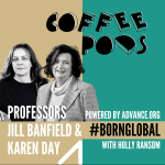 Professors Jill Banfield and Karen Day