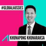 #GlobalAussies: Khunapong Khunaraksa